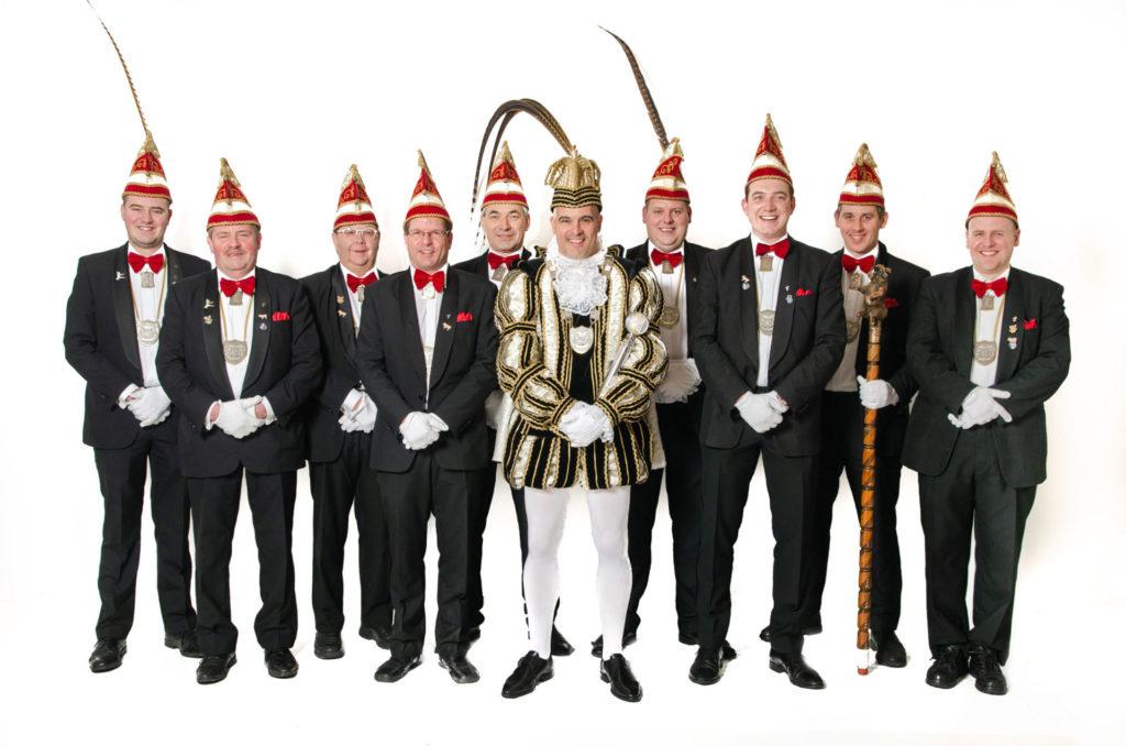 Groepsfoto Sjnuffelère 2020